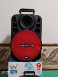 caixa de som bluetooth 1000 w pmpo