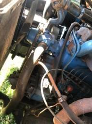 """Motor Completo MWM 4cc 229 """"Otimo Estado"""" Funcionando! Total Procedência! Documentado!"""