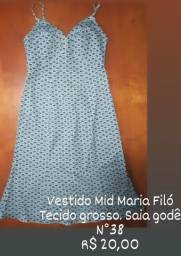 Vestido Maria Filó