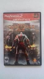 Título do anúncio: God of War 2 - Original PS2 Leia!!!