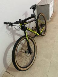 Título do anúncio: Bicicleta Cannondale Left Carbono