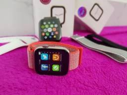 Novo X8 com pulseira de nylon