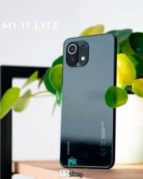 Título do anúncio: Imperdivel Lacrado Smartphone Xiaomi Mi 11 Lite 128gb (ac.cartão)