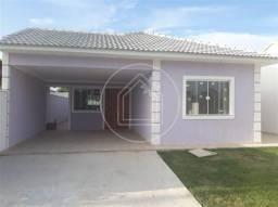 Casa de condomínio à venda com 3 dormitórios em Cajueiros (itaipuaçu), Maricá cod:858307
