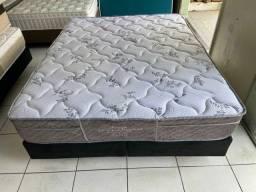 Título do anúncio: cama box queen size Probel  - ENTREGAMOS