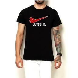 Camisa Naruto Akatsuki Ótima Qualidade!