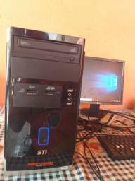 Título do anúncio: Vendo CPU Pentium dual core 3.00ghz, HD 500 2gb memória RAM.