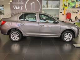 Título do anúncio: Renault Logan Zen 1.0 Por Apenas R$ 72.390,00