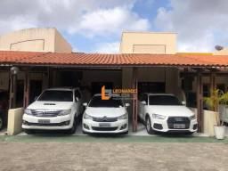 Casa Plana em Condomínio, 3 qtos à venda, 120 m² por R$ 260.000 - Lagoa Redonda - Fortalez