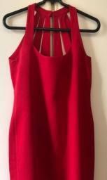 Título do anúncio: Vestido de crepe
