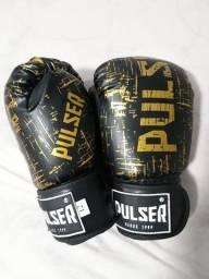Luvas MuayThai/Boxe Pulser 12oz