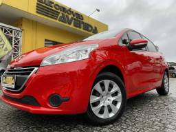 PEUGEOT 208 2015 1.5 ACTIVE 8V FLEX 4P MANUAL