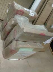 Vendo cadeiras acolchoadas 4 unidades