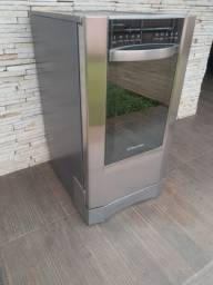 Título do anúncio: Lava louças Electrolux 9 serviços inox 127v