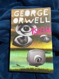 Título do anúncio: Livro  1985 George Orwell