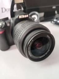 Câmera Nikon3100 Full HD