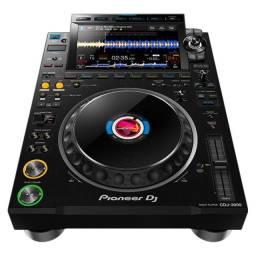 Pioneer DJ Cdj-3000 - Preto