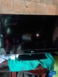 TV LG LCD defeito na placa
