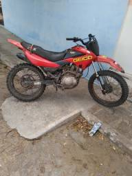 Vendo bross 150 2008