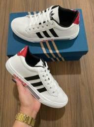 Vendo Sapatenis Adidas e Tênis Adidas ( 110 com entrega)