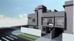 Sobrado com 3 dormitórios à venda, 64 m² por R$ 289.000 - Umbará - Curitiba/PR
