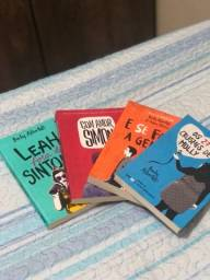 Título do anúncio: Coleção de livros Becky Albertalli: Com amor, Simon.