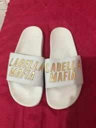 Título do anúncio: Chinelo Labella Máfia Original