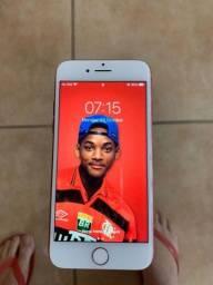 Título do anúncio: Iphone 7 RED 128Gb