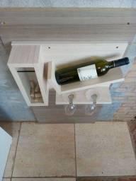 Expositor de vinho