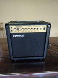 Título do anúncio: Amplificador Guitarra Condor GX30R zero na caixa