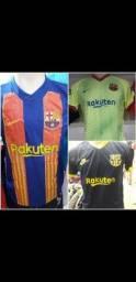 Camisas de times nacionais e internacionais