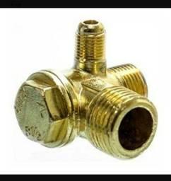 Título do anúncio: válvula de Retenção para compressor de Ar de 24 litros