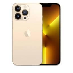Título do anúncio: iPhone 13 Pro Max 128 Gb Dourado novo