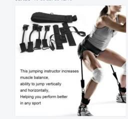 Elástico para saltos vertical jumb trainer treino esportes futebol basquete