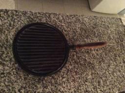 Frigideira de ferro