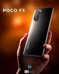Título do anúncio:  Celular Xiaomi Poco F3 256Gb 8gb ram lacrado (ac.cartão)