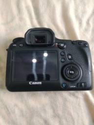 Canon 6D top. Como nova