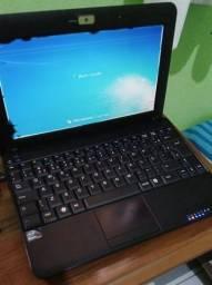 Netbook positivo N3 mobile - (Windows corrompido) - 320 HD, 2 GB memoria, Tela de 10'.