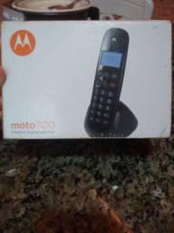 Telefone Motorola fixo sem fio
