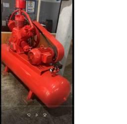 Compressor pistão 60 pés 425 litros