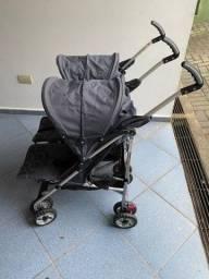 Título do anúncio: Carrinho de Bebê Duetto Burigotto