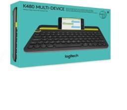 Título do anúncio: Teclado sem fio Logitech K480