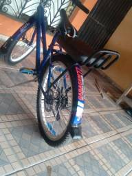 Título do anúncio: Bike aro, vinte e quato