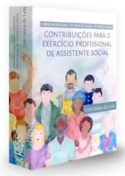 Título do anúncio: Contribuições para o exercício profissional de assistente social