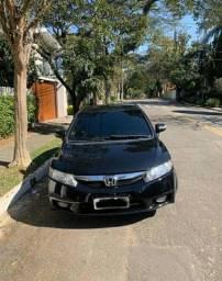 Título do anúncio: Honda Civic 1.8 Lxl Couro Flex Aut. 4p