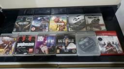 Título do anúncio: Jogos originais Playstation 3 (retirar em Matinhos)