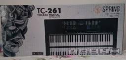 Teclado musical TC-261 Spring