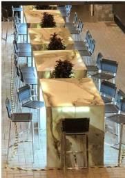 Mesas Granito Translúcido
