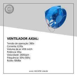 Ventilador axial de máquinas de solda Sumig 380v
