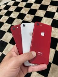 Título do anúncio: iPhone 8 vitrine na JJ e referência